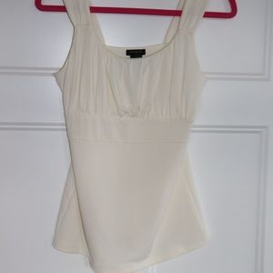 Fitted Tank top, Ann Taylor
